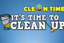 Launching Program Clean Time