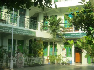 Gedung 1 SMAIT ABY